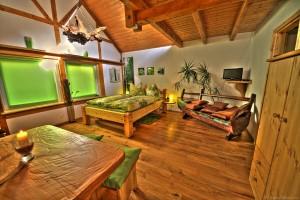 Zimmer Camera verde
